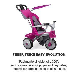 Oferta Feber Trike Easy Evolution