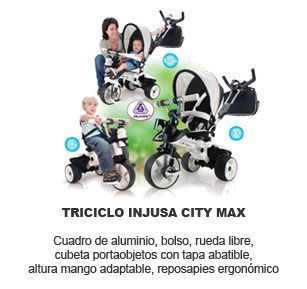 Oferta Injusa City Max
