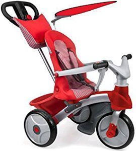 mejor triciclo bebe FEBER - Baby Trike Easy Evolution