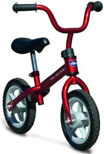 bicicleta sin pedales Chicco First Bike